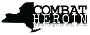 Combat Heroin and Prescription Drug Abuse logo